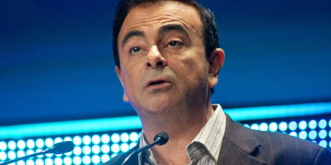 Carlos Ghosn writes book, plans to detail conspiracy against him