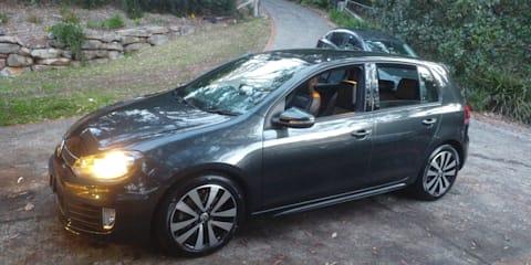 2011 Volkswagen Golf GTD review