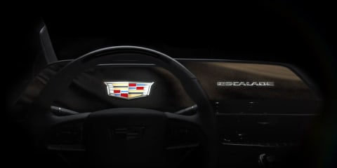 2021 Cadillac Escalade to feature 38-inch curved OLED screen