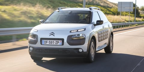 2016 Citroen C4 Cactus Review: Paris to Le Goulet