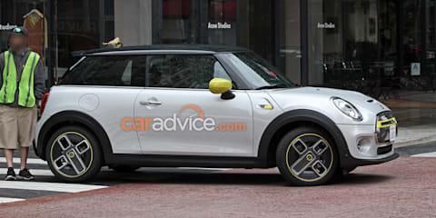 2020 Mini Cooper S 'E' spied undisguised