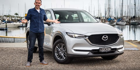 2017 Mazda CX-5 Touring petrol review