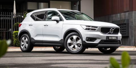 Volvo XC40 tops its class in 2019