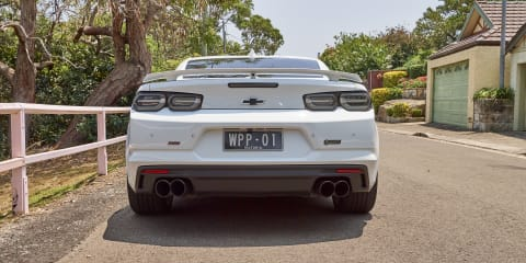 2019 Chevrolet Camaro Walkinshaw Power Pack review
