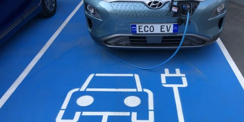 Hyundai's hybrid and electric-car stampede: 44 new models by 2025