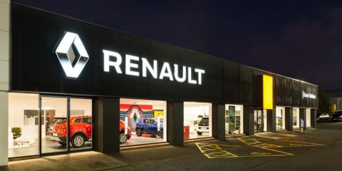 Fiat Chrysler and Renault in talks to revive merger - report