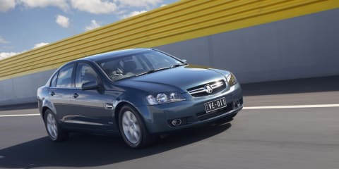 2010 Holden Commodore MY10 Review