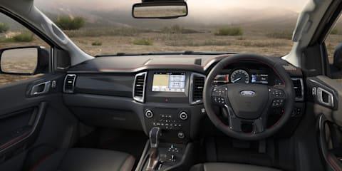 2020 Ford Ranger FX4 here in December