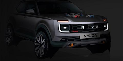 New Lada Niva to get turbo power