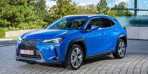 2021 Lexus new cars
