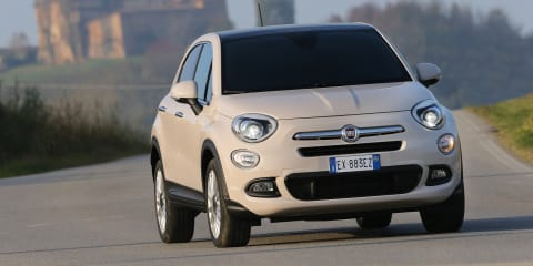 2015 Fiat 500x crossover SUV review