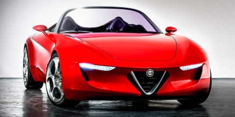 Design Review: Alfa Romeo 2uettottanta (2010)