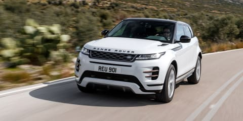 Range Rover Evoque PHEV coming in 2020 - report