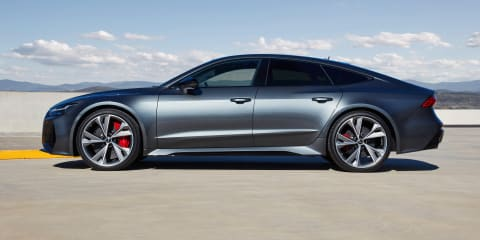 2020 Audi RS7 Sportback review: Quick drive