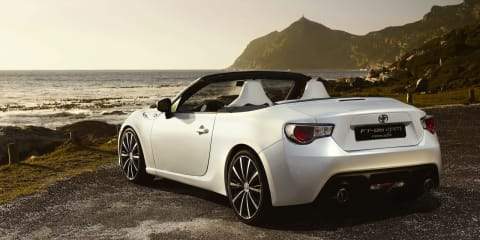 Toyota 86 Convertible canned, deemed too expensive: report