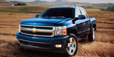 2007-08 Chevrolet Silverado, GMC Sierra recalled for Takata airbags