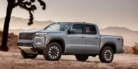 2022 Nissan Frontier unveiled: Navara's American sibling updated
