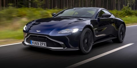 Review: 2020 Aston Martin Vantage AMR first drive