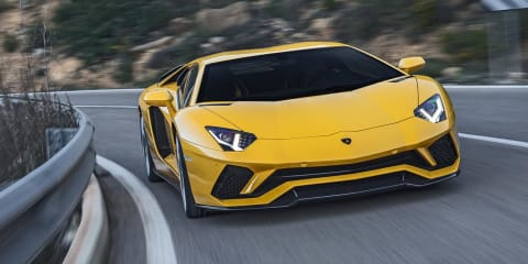 Lamborghini Aventador Review Specification Price Caradvice