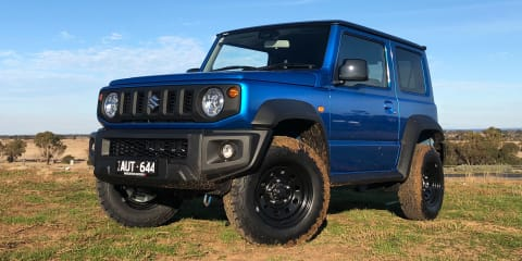 Why I bought a Suzuki Jimny