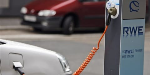 Germany targets one million EVs by 2020