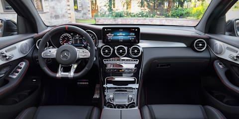 2019 Mercedes-AMG GLC43 revealed, Australian launch next year