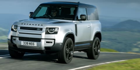 2021 Land Rover Defender 90 and Defender 110 price and specs