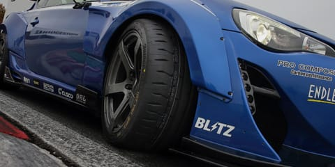 Bridgestone introduces street legal track-spec Potenza RE-71RS tyre range
