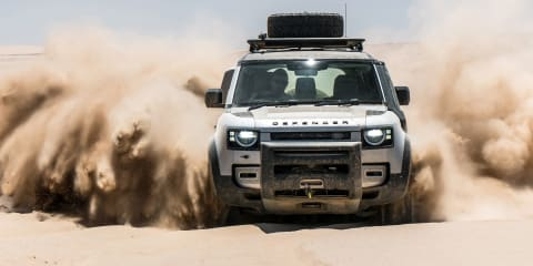 2020 Land Rover Defender review