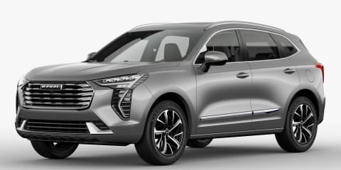 2021 Haval Jolion arrives in Australia, price yet to be confirmed