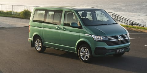 2021 Volkswagen Multivan T6.1 launch review