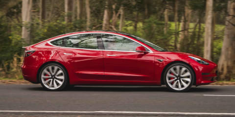 Tesla cars can now drive themselves across a car park