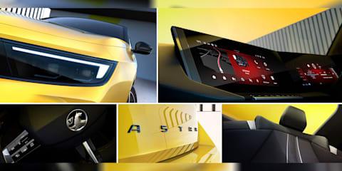 2022 Opel/Vauxhall Astra teased