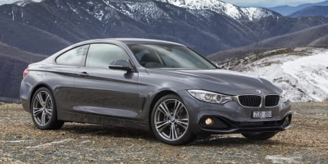 BMW 4 Series Coupe gets price cuts, launches from $69,500