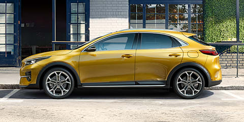 2020 Kia XCeed teased ahead of June 26 reveal
