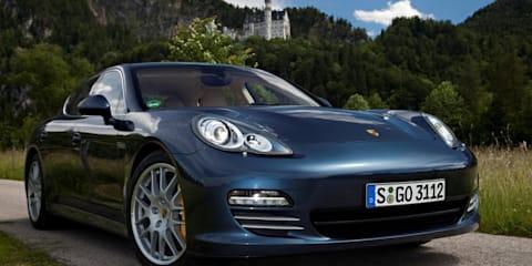 2009 Porsche Panamera Review