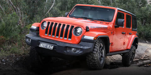 2019 Jeep Wrangler review: Rubicon