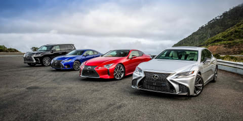 Lexus owner for a day