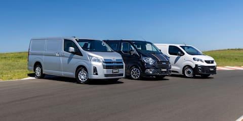 2021 Drive Car of the Year – Best Van