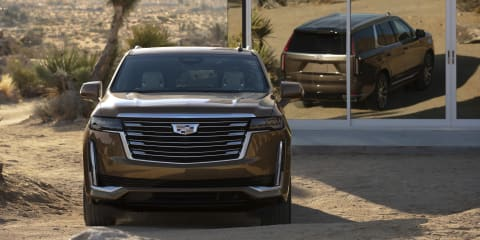 2021 Cadillac Escalade revealed
