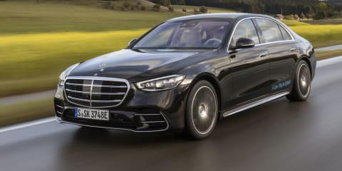 2021 Mercedes-Benz S580e plug-in hybrid review