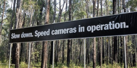 Vic speed cameras remain off after nine in 68,000 drivers wrongly fined