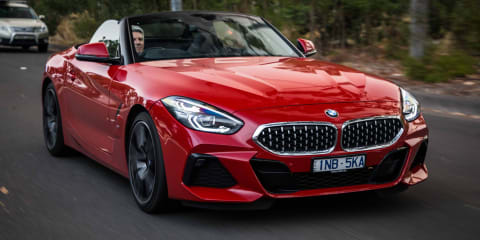 2020 BMW Z4 sDrive20i review