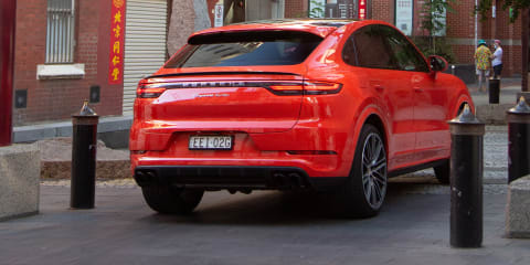 2020 Porsche Cayenne Coupe Turbo review