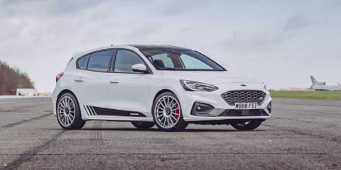 2020 Ford Focus ST gets the Mountune treatment, but not in Australia