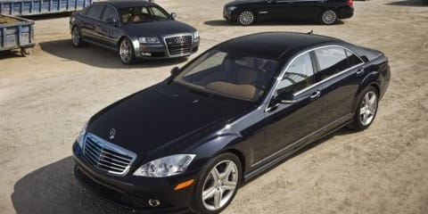 Audi, BMW and Mercedes-Benz rely on Chinese market for 2010