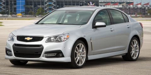 Chevrolet SS: US Commodore export numbers could be less than 2000 per annum