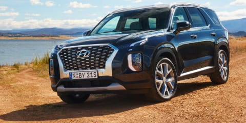 2021 Hyundai Palisade review: Australian first drive