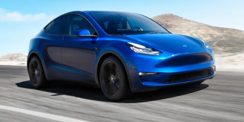 Tesla Model Y unveiled, global launch in late 2020
