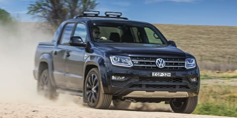 Volkswagen Amarok 580S limited-edition coming soon